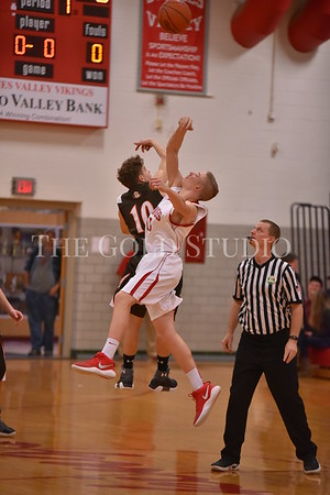 Eastern at Symmes Valley JV 1-9-2018