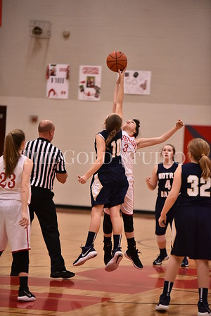 Port ND at Symmes Valley Girls 1-11-2018