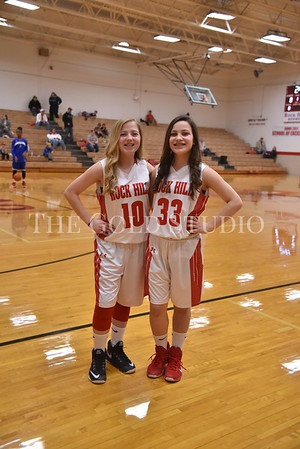 Rock Hill Middle School Girls 8th grade night