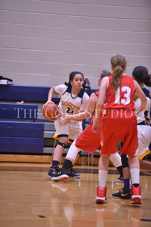 Rock Hill at South Point Middle Girls 1-10-2018