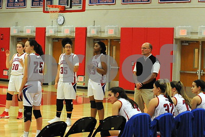 BHS GIRLS BASKETBALL VS SOUTHINGTON 1-22-18