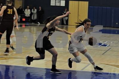 BHS GIRLS BASKETBALL CLASS M SEMI-FINAL VS SHEEHAN 3-11-19