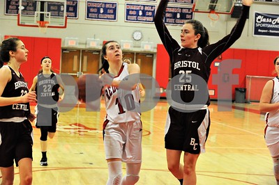 BHS GIRLS BASKETBALL VS BRISTOL CENTRAL 1-5-19