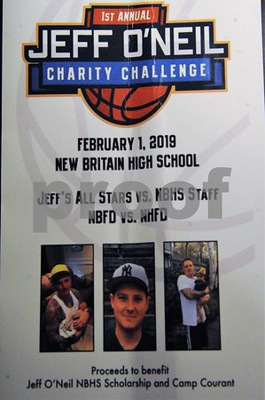 JEFF O'NEIL CHARITY BASKETBALL 2-1-19