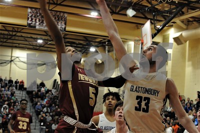 NBHS BOYS BASKETBALL DIV II SEMI-FINAL VS GLASTONBURY 3-12-19