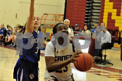 NBHS GIRLS BASKETBALL VS ROCKY HILL 2-1-19