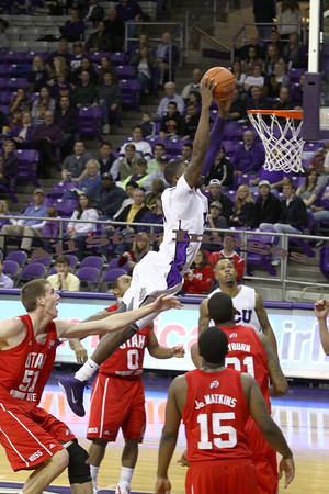 TCU Men vs Utah - 2010