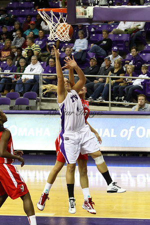 TCU Women BB vs Georgia