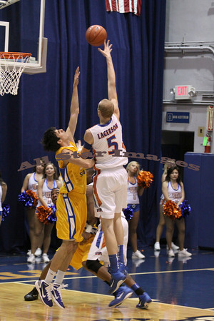 UTA Mens BBall vs McNeese - 2010-11