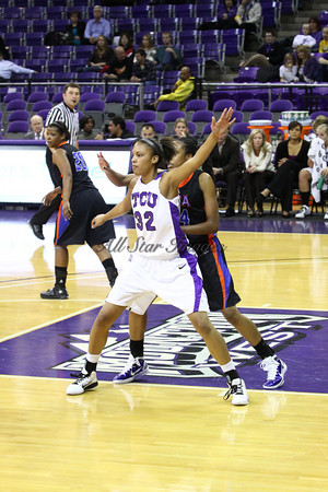 UTA Women vs TCU - 2010