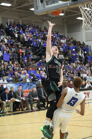 Lake Ridge Mens BB vs Summit - Playoffs 2014