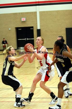 Legacy Varsity vs Mansfield, Game #2 - 2007-08