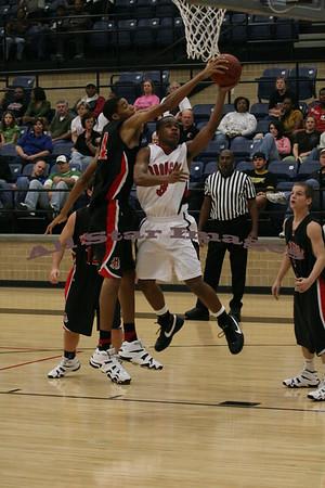 Legacy Varsity vs Martin - 2007-08