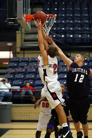 Legacy vs Paschal, Game #1 - 2007-08
