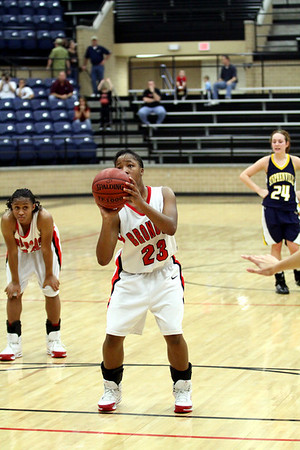 Legacy Girls Varsity vs Stephenville