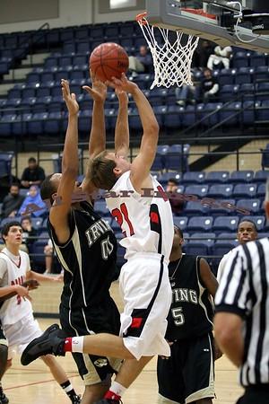 Legacy Basketball 2008-09