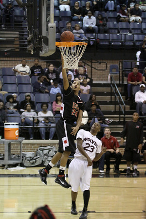 Legacy Mens Varsity vs Timberview - Game 1 2009-10