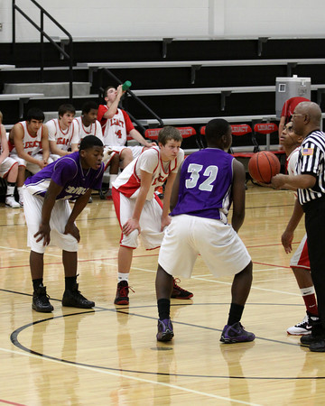 Legacy Mens JV vs Crowley