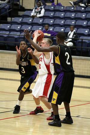 Legacy Mens JV vs Everman - Game 2
