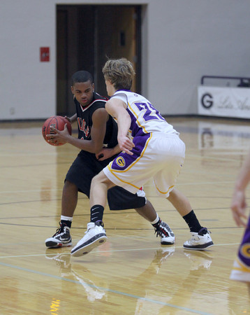 Legacy Mens Varsity vs Granbury - Game 2