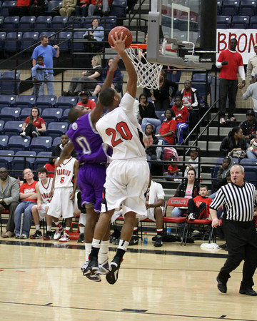 Legacy Mens Varsity vs Crowley