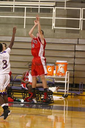 Legacy Freshmen A vs Everman - 2010