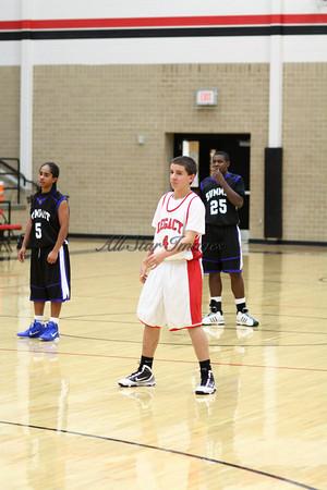 Legacy Freshmen A vs Summit - 2010