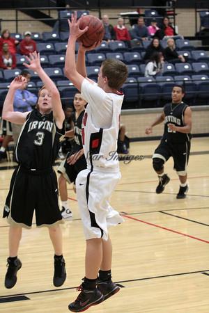 Legacy Basketball 2010-11