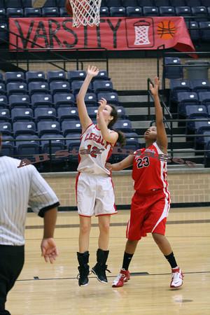 Legacy Women Fresh B BB vs Cedar Hill - 2011