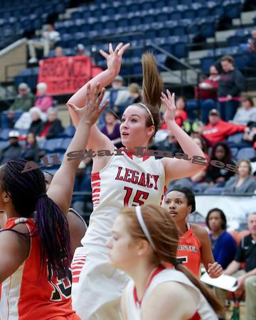 Legacy Basketball - 2014-15