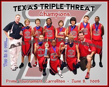 Carrollton Prime Tournament - June 6-8, 2008