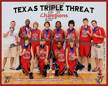 Lewisville Prime Tournament - June 1, 2008