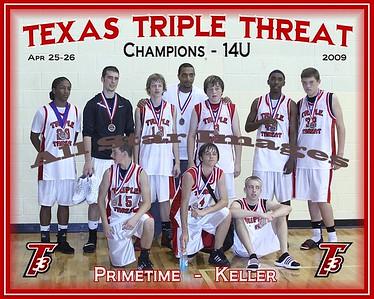 T3 Prime in Keller - 2009