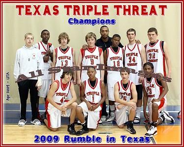 T3 Rumble in Texas at UTA - Apr, 2009