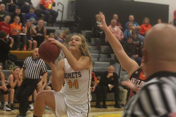 Basketball: Boyden-Hull girls vs. Sheldon 11-29-16