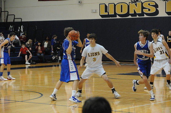 2010-11 Boys Basketball