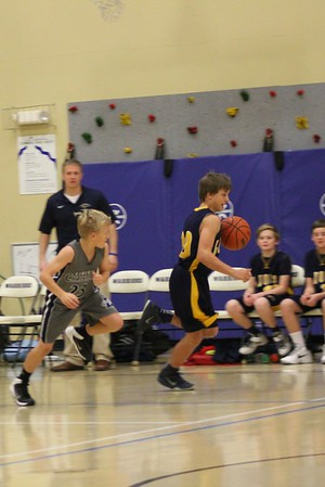 01.05.16 8th grade gold vs. Liberty Christian School