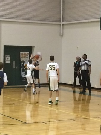 01.11.16 7th grade gold vs. Legacy Christian Academy
