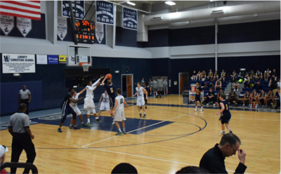 12.14.16 Varsity vs. Liberty Christian School