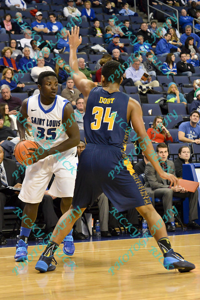 NCAA Basketball 2013 - St. Louis defeats NC A&T 79-57