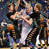 NCAA Basketball 2013 - St. Louis defeats Fontbonne 94-38