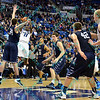 NCAA Basketball 2014 - St. Louis defeats Yale 75-55