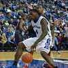 St. Louis Billiken forward MILIK YARBROUGH (4) during a conference game  between St. Louis University Billikens and Dayton Flyers played in St. Louis, MO. at Chaifetz Arena.  Where Dayton defeated St. Louis