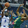 NCAA Basketball 2015 - George Mason defeated SLU 78-50