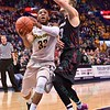 NCAA Basketball 2015-MVC Tour-Wichita St beat S. Ill 56-45
