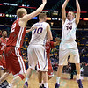NCAA Basketball 2015-MVC Tour-UNI beats Bradley 71-46