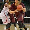 NCAA W Basketball 2015-Loyola beats Bradley 67-55
