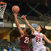 NCAA Basketball 2015-Loyola beats Bradley 67-55