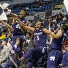 NCAA Basketball 2016 -K-State defeats SLU 84-53