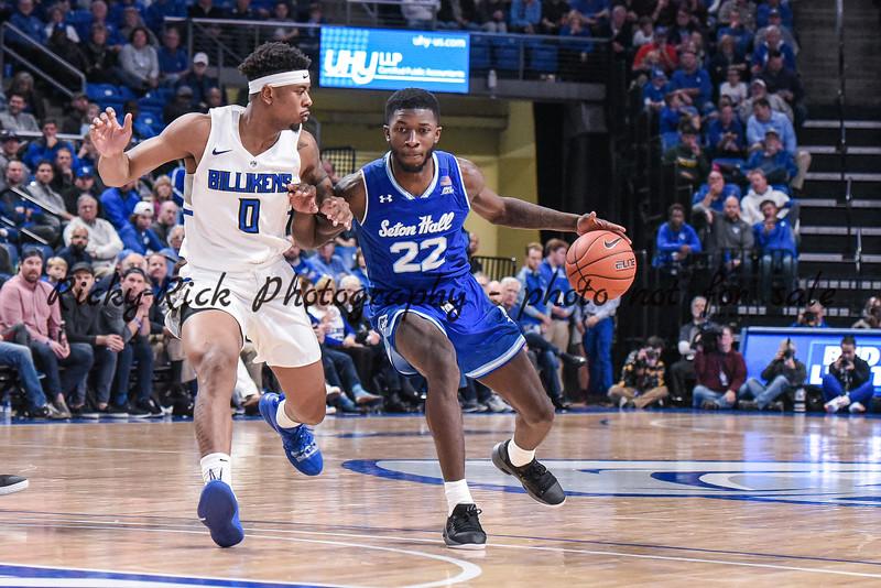 NCAA Basketball 2019: Seaton Hall vs SLU Nov 17